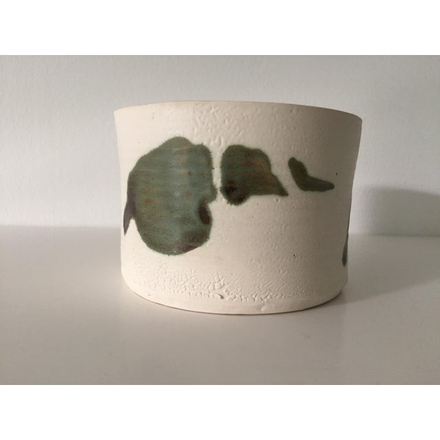 This is a vintage Nancy Zager bowl from the 1970s. The piece has a fantastic delicate look with a substantial feel and...