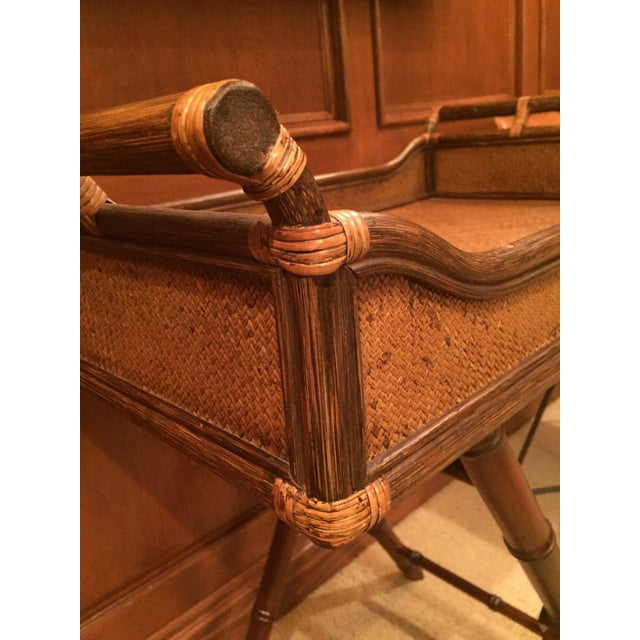 Anglo-Indian 1990s Anglo- Indian Tray Table For Sale - Image 3 of 6