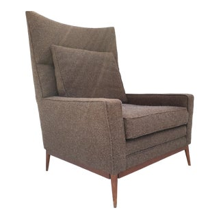 1950s Vintage Paul McCobb 314 Lounge Chair For Sale