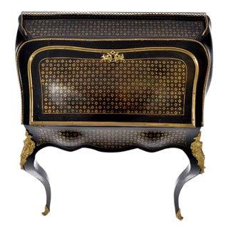 19th Century French Secretary Bonheur Du Jour Ladies Writing Desk For Sale