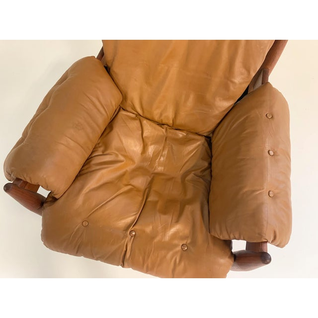 Sergio Rodrigues Sheriff Chair For Sale - Image 9 of 12