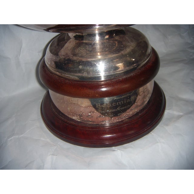 Lodge The Mark Thomas Memorial Cricket Trophy For Sale - Image 3 of 8