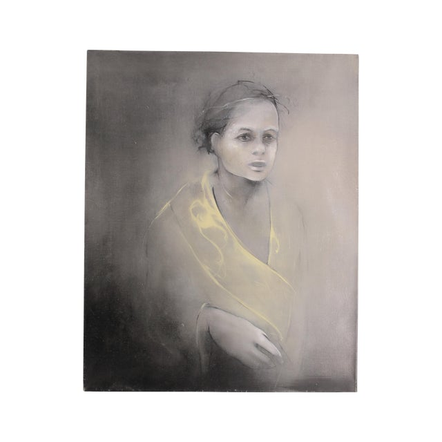 Figurative Portrait Painting - Image 1 of 4