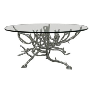 Casamidy Round Coffee Table