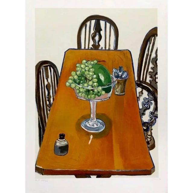 Expressionism Alice Neel Jar from Samarkland 1982 For Sale - Image 3 of 3