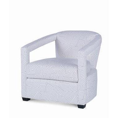 Traditional Century Furniture Calla Chair For Sale - Image 3 of 3