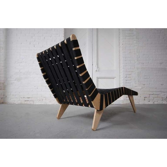 Early 21st Century Klaus Grabe Model C5 Chaise Longue For Sale - Image 5 of 6