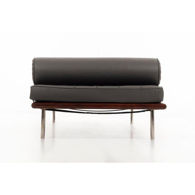 Ludwig Mies Van Der Rohe Rosewood Daybed For Sale In New York - Image 6 of 10