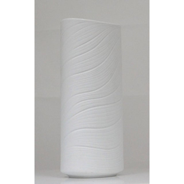 Rosenthal 1970's Rosenthal Studio-Linie Vase For Sale - Image 4 of 5