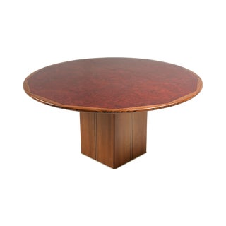 Artona 'Africa' Dining Table by Afra and Tobia Scarpa For Sale