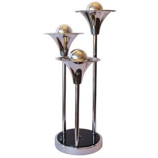 Reggiani Trumpet Lamp For Sale