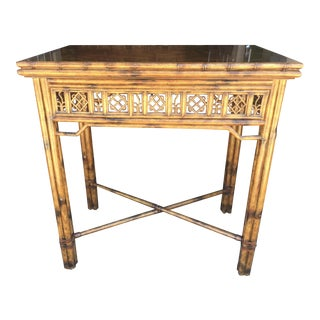 Theodore Alexander Bamboo Table
