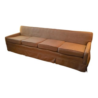 1950s Original Mid-Century Modern Sofa For Sale