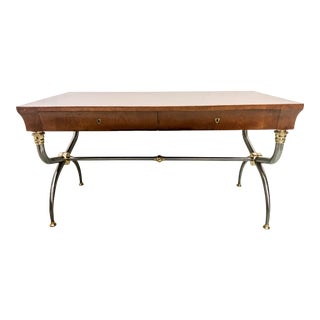 Italian Neo-Classical Style Desk For Sale