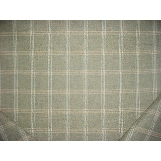Mulberry Home Fd749-R106 Bute Soft Lovat Drapery Upholstery Fabric - 2-3/8y For Sale