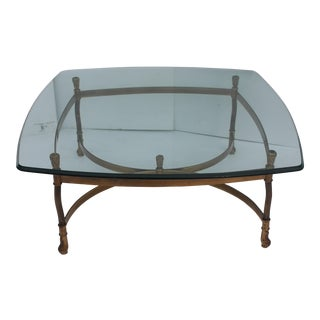 Labarge Mid-Century Modern Coffee Table For Sale