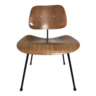 Vintage Eames by Herman Miller Dcm Plywood Dining Chair For Sale