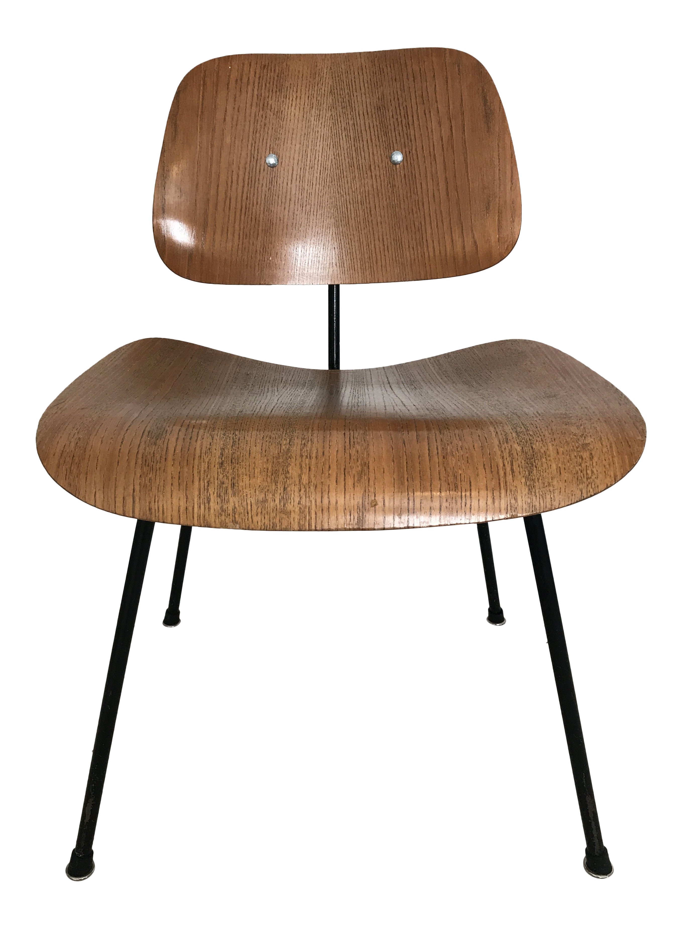 Vintage Eames By Herman Miller Dcm Plywood Dining Chair