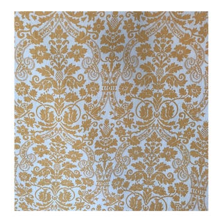 Prints Churchill Hand Printed Fabric - 3.25 Yards