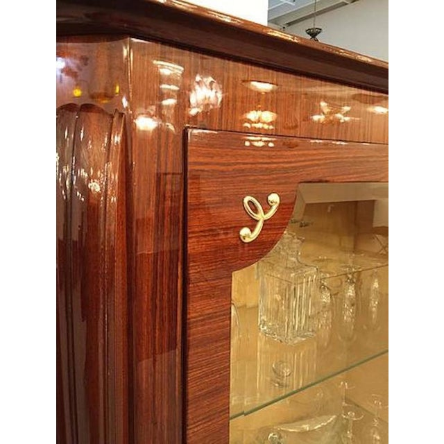 Art Deco 1930s French Art Deco Vitrine For Sale - Image 3 of 4