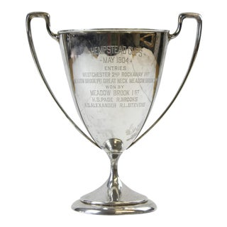 May 1904 Hempstead Cup For Sale