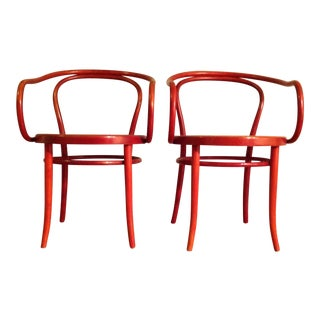 Thonet Bentwood Chairs - A Pair