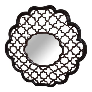 Moroccan Style Decorative Wall Mirror For Sale