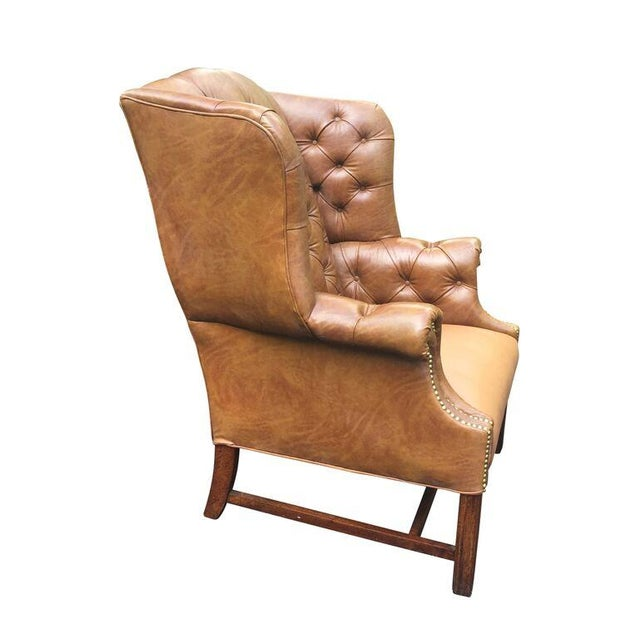 Vintage Chesterfield Chair Chairish