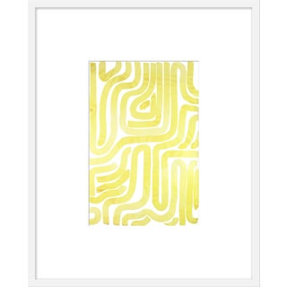 "Medium ""Sunshine Pool"" Print by Kate Roebuck, 26"" X 32"" For Sale"