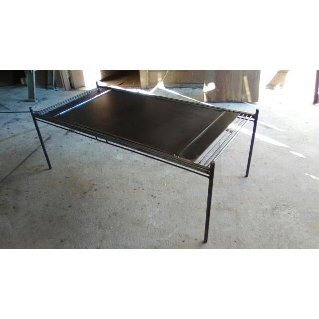 Strato Steel Coffee Table - Image 6 of 7