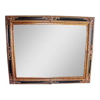 Large Baroque-style Wall Mirror