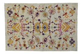 Image of Asian Modern Traditional Handmade Rugs