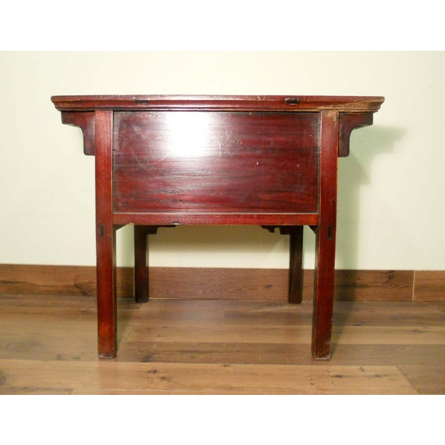 Antique Chinese Ming Altar Cabinet - Image 9 of 9