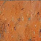 "Image of Laurie MacMillan ""Floribunda"" Abstract Painting For Sale"