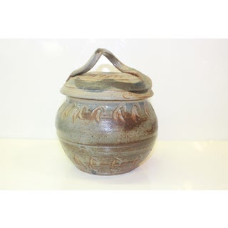 Southwestern Pottery Covered Jar Preview