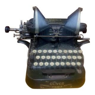 Oliver Typewriter No.3 Circa 1901-1907 For Sale