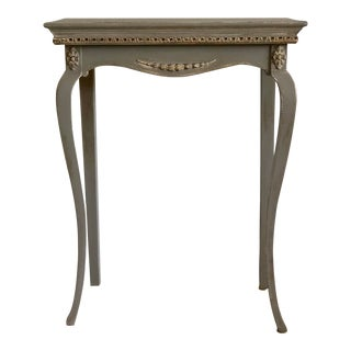 Antique French Side Table For Sale