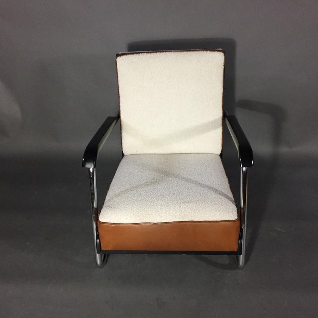 "Pauli Blomstedt ""Adelta"" Armchair, Finland Designed 1930s For Sale - Image 10 of 11"