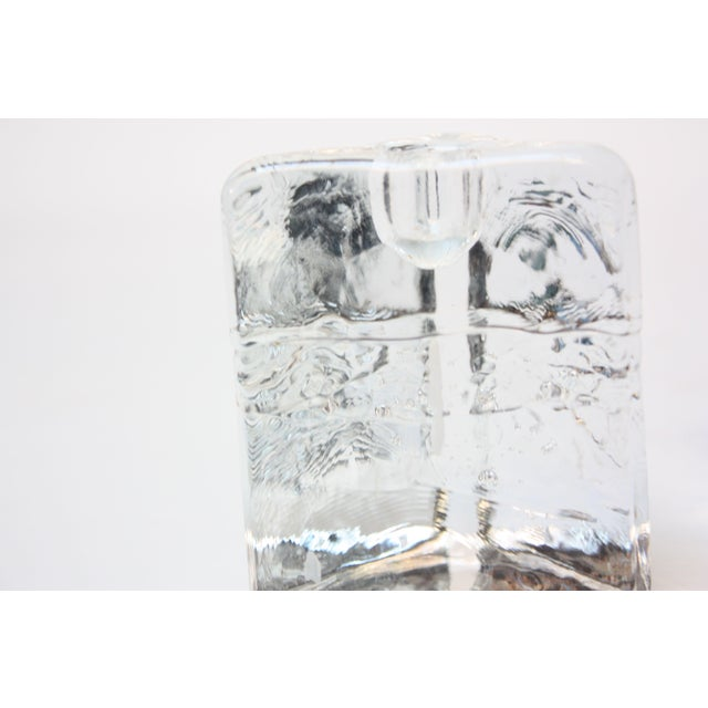 Timo Sarpaneva for Iittala 'Arkipelago' Candle Holders - A Pair For Sale - Image 9 of 11