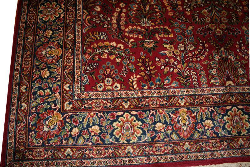 Vintage Karastan Rug Design 785 Sarouk 9 X 12 Chairish