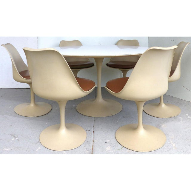 Eero Saarinen for Knoll International Tulip Dining Set - Image 11 of 11