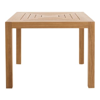 "Summit Furniture First Cabin 37"" Square Dining Table For Sale"