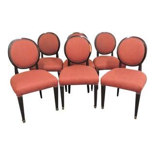 John Widdicomb Hepplewhite Dining Chairs - Set of 6