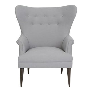 Kim Salmela Olsen Wingback Chair
