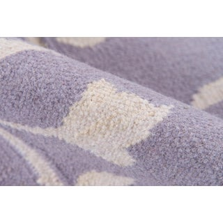 """Erin Gates Thompson Grove Lilac Hand Woven Wool Area Rug 7'6"""" X 9'6"""" Preview"""