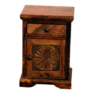 Sheesham Rosewood Nightstand
