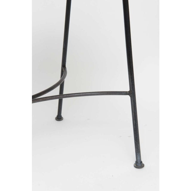 Metal Set of Four Arthur Umanoff Dining Chairs for Raymor For Sale - Image 7 of 10