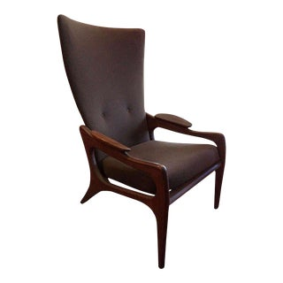 Adrian Pearsall Sculptural Side Chair