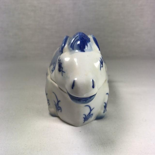 Chinese Horse Box - Image 3 of 9