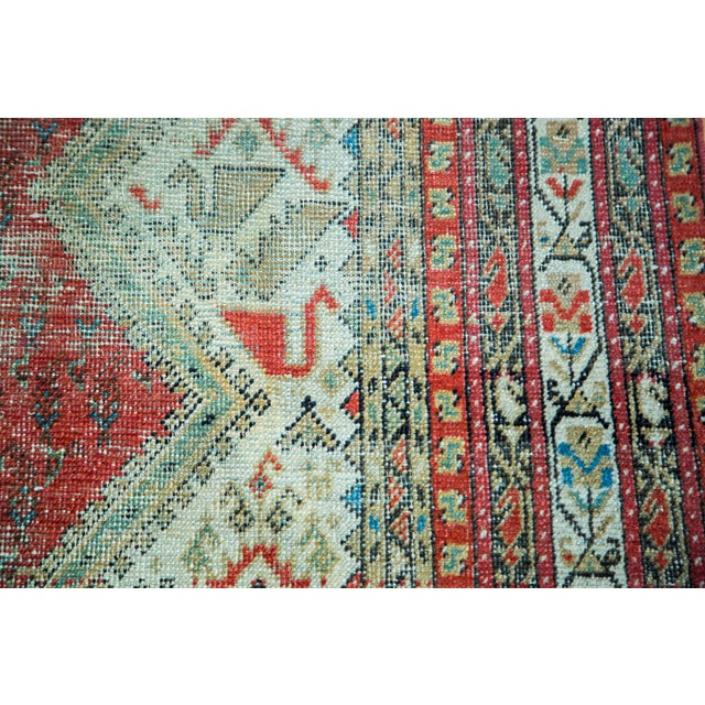 """Antique Persian Malayer Runner - 6'9"""" x 15'10"""" - Image 3 of 5"""